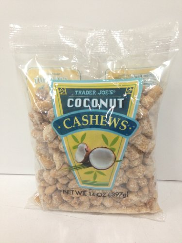 Trader Joes Coconut Cashews Pack