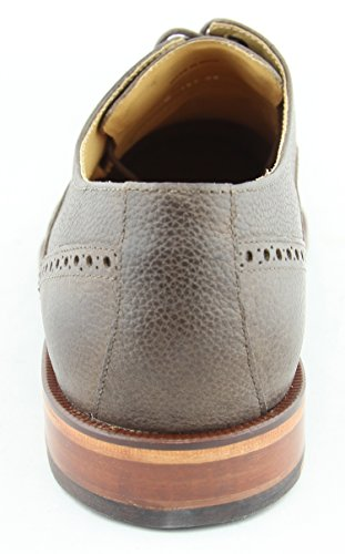 Cole Haan Hombre Carter Grand Wing Oxford Chestnut