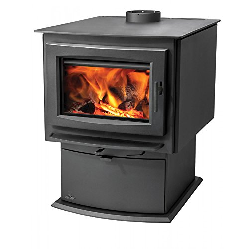 Napoleon S9 Freestanding Wood Burning Stove (31-inch Depth)