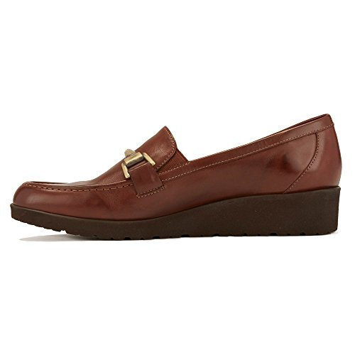 Flounce Shoe Tobacco Cradles Walking Maia Soft Women's Boat qw7gPWpBP