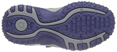 SuperfitSPORT4 MINI - Botines de Senderismo Bebé-Niñas Azul - Blau (WATER 87)
