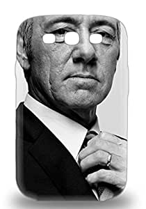 Galaxy 3D PC Case Cover Galaxy S3 Protective 3D PC Case Kevin Spacey American Male House Of Cards ( Custom Picture iPhone 6, iPhone 6 PLUS, iPhone 5, iPhone 5S, iPhone 5C, iPhone 4, iPhone 4S,Galaxy S6,Galaxy S5,Galaxy S4,Galaxy S3,Note 3,iPad Mini-Mini 2,iPad Air )