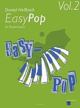 Acanthus Music Easy Pop - Vol. 2 - 16 Klavierstücke