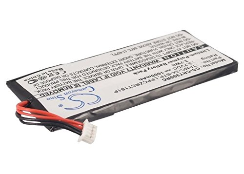 Cameron sino 1000mAh Li-Polymer Replacement TPMC-3X-BTP LPPCZRST1S1P Battery For Crestron TPMC-3X Touchpanel MTX-3 Prodigy PTX3 TPMC-3X-L by Cameron Sino (Image #4)