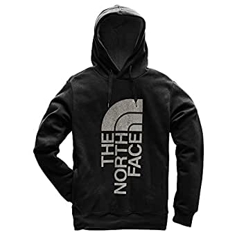 The North Face Men's Trivert Pullover Hoodie - TNF Black & Black Reflective - S