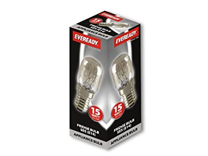 Kühlschrank Glühbirne : Eveready universal kühlschrank gefrierschrank ofen 15 w ses