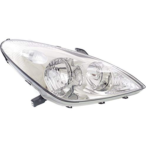 New Right Passenger Side Halogen Headlight Assembly For 2002-2003 Lexus ES300, 2004 ES330 LX2503114 8113033450 ()