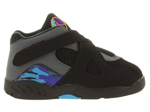 Jordan Nike Hydro 2 (ps) Diapositivas sandalias-negro / color de rosa vivo-3 12zewE