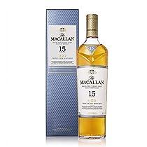 Macallan 15Y Triple Cask Whisky Escocés - 700ml