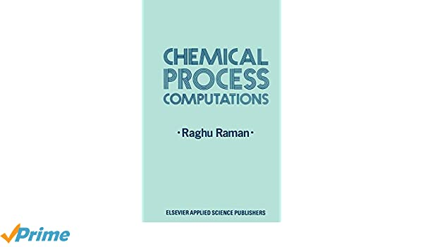 Chemical Engineering Computations