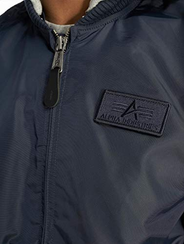 Bombers Industries Bleu Hood Homme Tt 1 Ma Alpha 1zUqwOq