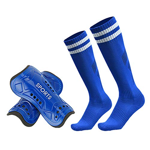 Antoyo Youth Soccer Shin Guards/Shin Pads for Safety