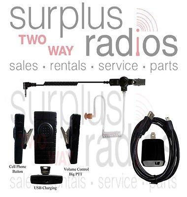 Pryme BLU BTH 300 KIT2 Bluetooth Battery Earpiece