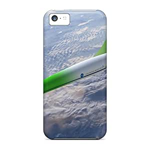 Defender Cases With Nice Appearance (space Shuttle Nasa Experimental Aircraft) For Iphone 5c