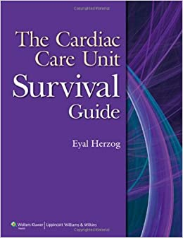 Book The Cardiac Care Unit Survival Guide