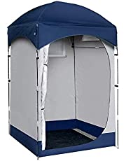 Weisshorn Camping Shower Tent - Single