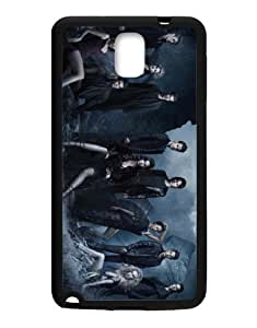 SROUK TV Show Series Design Protective Cases The Vampire Diaries Cover Case for Samsung Galaxy Note 3-021