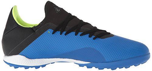 Blue 3 Tango adidas Football Solar Yellow Originals Soccer Men's X Shoe Black Turf 18 wwvBHq