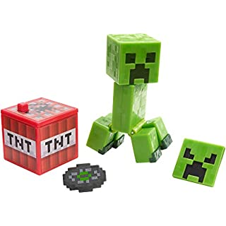 Minecraft Comic Maker Creeper Action Figure