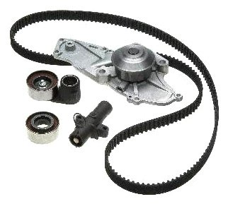 Gates TCKWP329 Engine Timing Belt Kit with Water Pump by Gates