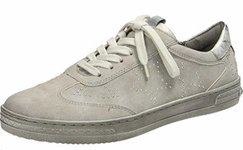 para Jenny de mujer Zapatos 07 Claro cordones 53214 Gris 22 qrHaqx7R