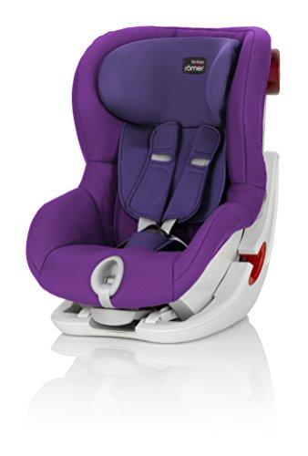 Britax Römer Autositz KING II, Gruppe 1 (9 - 18 kg), Kollektion 2017, mineral purple