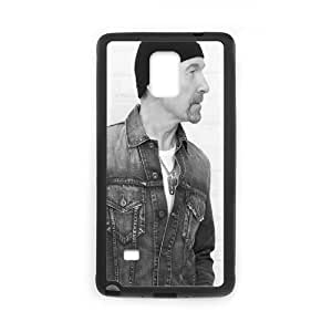U2 Samsung Galaxy Note 4 Cell Phone Case Black Protect your phone BVS_795382