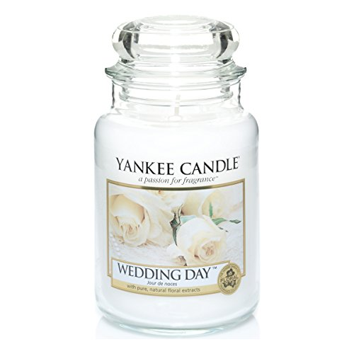 Yankee Candle Housewarmer Jar Candle (Wedding Day) - Large (22 oz)
