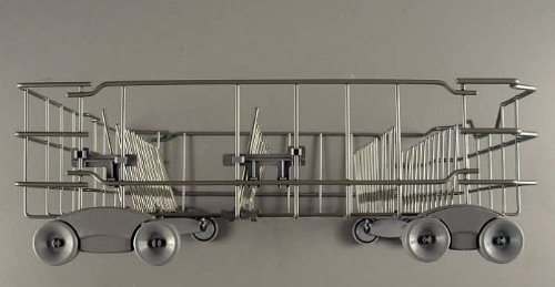 GE WD28X10408 Lower Dishrack Assembly