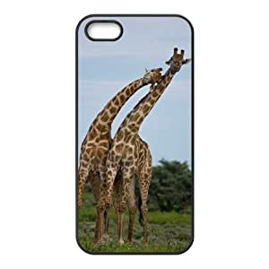 VNCASE Giraffe Phone Case For iPhone 5,5S [Pattern-1]