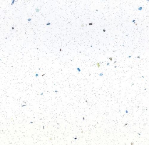 Kronospan Oasis White Sparkle Gloss Edging Strip Worktop Edge Strips Topdoors
