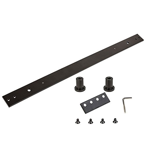 Bronze Track Kit (National Hardware N187-060 954 Sliding Door Hardware Track Extension Kit in Oil Rubbed Bronze)
