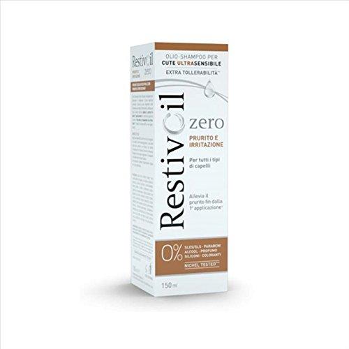 Restivoil Shampoo Zero Prurito Irritazione - 150 ml Chefaro Pharma 15319
