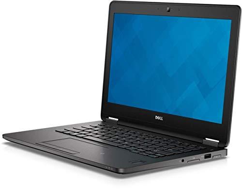 "Dell Latitude E7270 12.5"" Laptop, Core i5-6300U 2.4GHz, 8GB RAM, 256GB Solid State Drive, Windows 10 Pro 64bit (Certified Refurbished)"