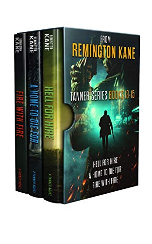 The TANNER Series - Books 13-15 (Tanner Box Set Book 5) ()