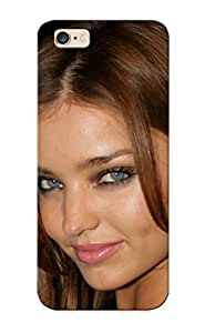 Christmas Day's Gift- New Arrival Cover Case With Nice Design For Iphone 6 Plus- Brunees Women Miranda Kerr