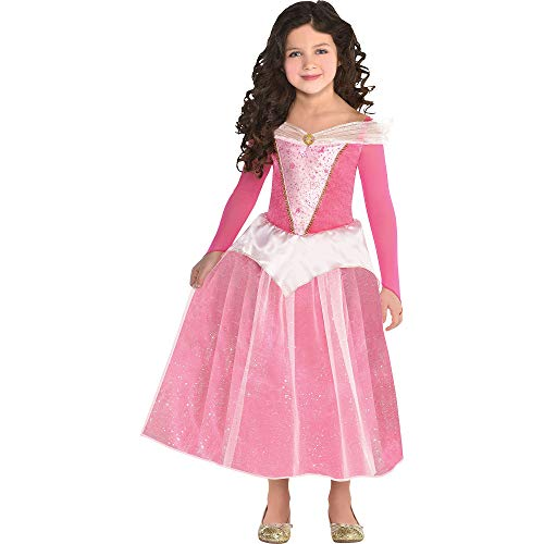 Halloween City Aurora (Suit Yourself Classic Aurora Halloween Costume for Toddler Girls, Sleeping Beauty,)