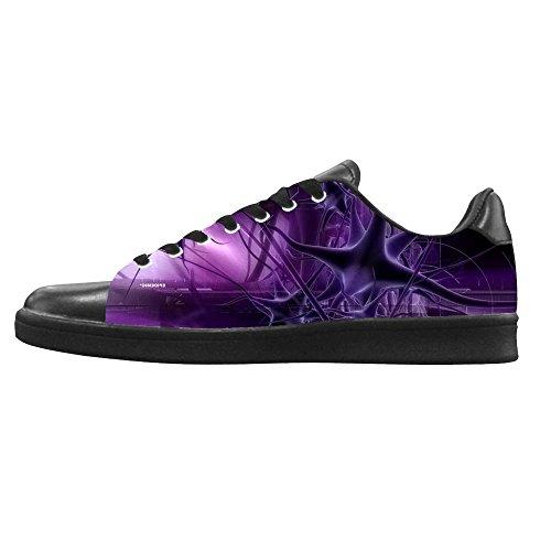 Scarpe Lacci Scarpe delle Alto 3D Le Canvas Stampa di Dalliy Men's da Custom I Ginnastica Tela Sopra stereoscopica di in Scarpe Shoes Scarpe xqzfxZH8w