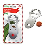 1 X DCI Holiday Reindeer Bottle Opener For Sale