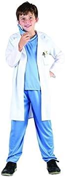 Disfraz de médico para niño: Amazon.es: Juguetes y juegos