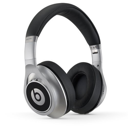 Beats Executive Wired Headphone - Silver (Certified Refurbished)