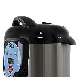 CAREY DPC-9SS Smart Pressure Canner & Cooker
