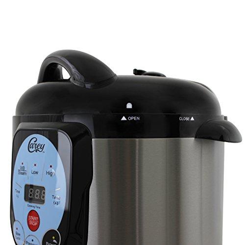 41cjI5UxsXL - CAREY DPC-9SS Smart Pressure Canner & Cooker