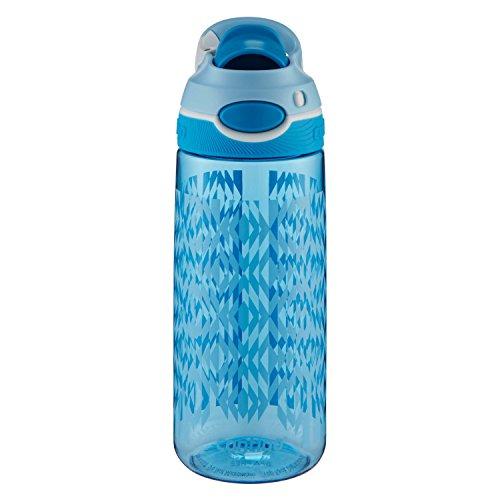 Contigo AUTOSPOUT Chug Kids Water Bottle, 20 oz., School Boy Dolphin