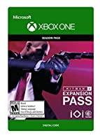 Hitman 2: Expansion Pass - Xbox One [Digital Code]