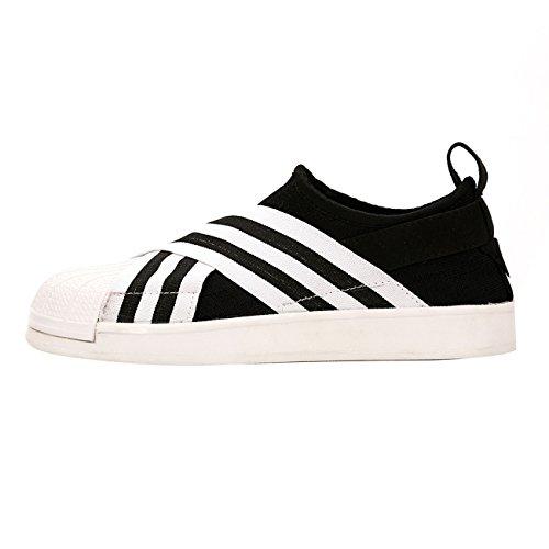 Noir Toe le Bandage D'Été Glisser Flyknit Shell Sur XINGZI de Sneaker Style Hommes Chaussures Engrener Skateboard ZwB1qB