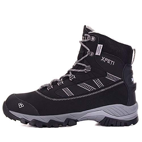Oslo Winter Snow Waterproof Hiking Boots