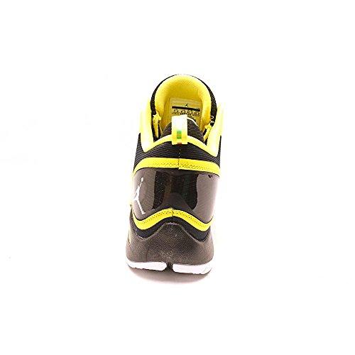 separation shoes c4902 0b0f5 Jordan Mens Super.Fly 2 PO, Black White-Vibrant Yellow-Infrared 23, 10 M US