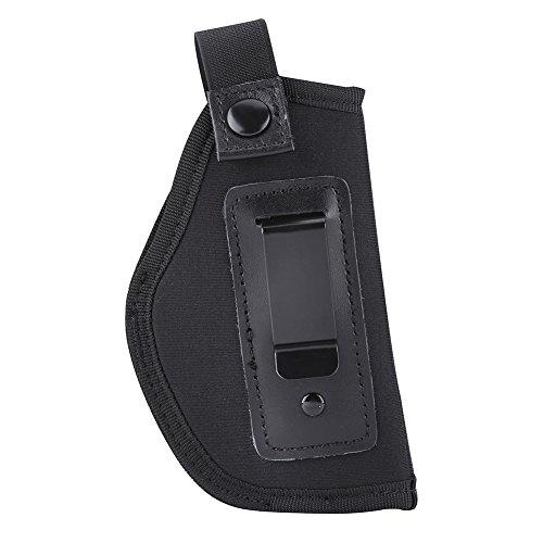 Alomejor Nylon Extérieure Holster Tactical Carry Cuisse Pistolet En Chasse Tactique rw6ArH