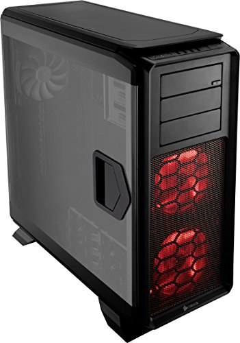 Corsair Graphite Series 760T Full Tower Windowed Case - Black by Corsair (Image #1)
